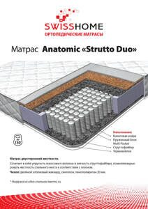 "Anatomic ""Strutto Duo"""